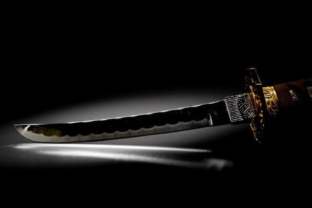 鬼滅の刃の日輪刀を英語で説明