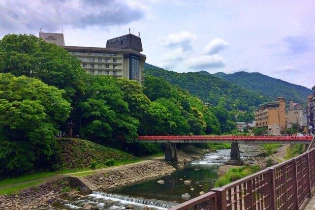 箱根温泉を英語で説明