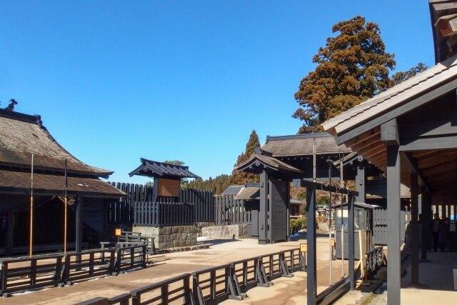 箱根関所を英語で説明