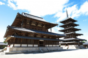 法隆寺を英語で説明|世界最古の木造建築を5つの例文で紹介