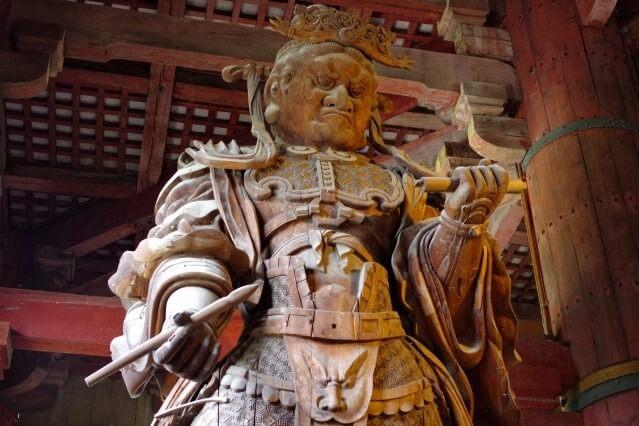 奈良時代の特徴を英語で説明