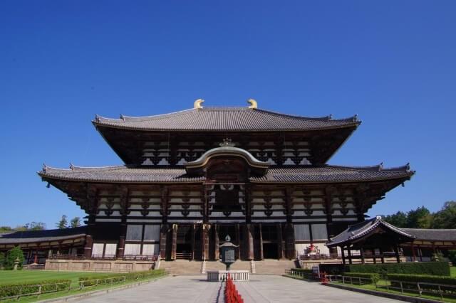 奈良の世界遺産を英語で説明