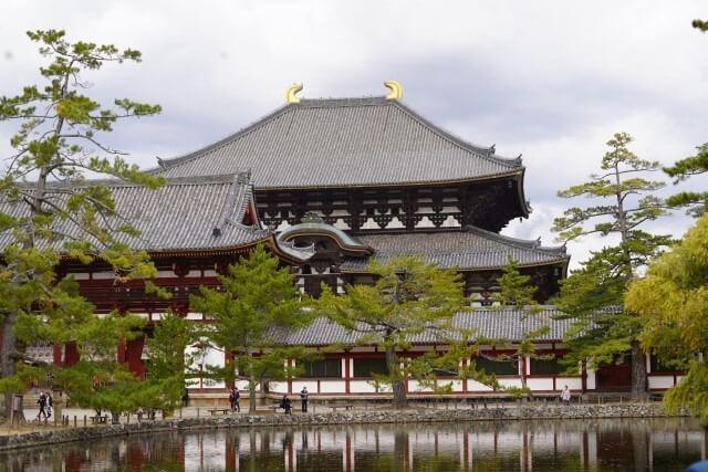 東大寺の歴史を英語で説明