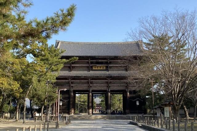 東大寺の文化財を英語で説明