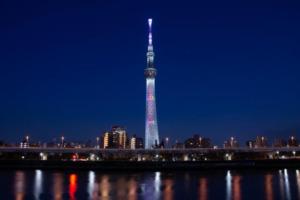 東京スカイツリーを英語で説明 高さ634mの電波塔を5つの例文で紹介