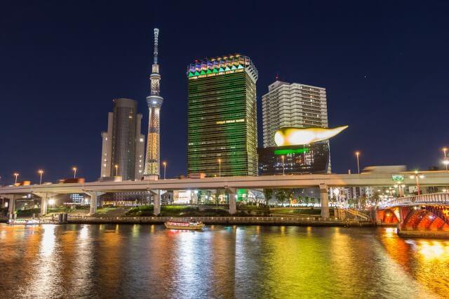 観光地としての東京スカイツリーを英語で説明