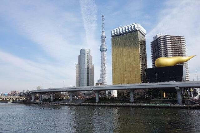 東京スカイツリーの施設を英語で説明