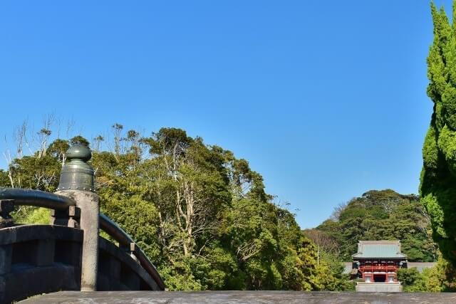 鶴岡八幡宮の歴史を英語で説明