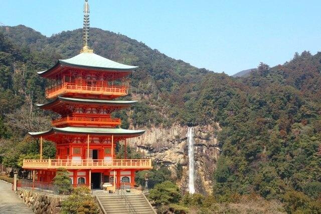 熊野古道を英語で説明