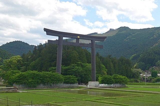 熊野古道の熊野三山を英語で説明