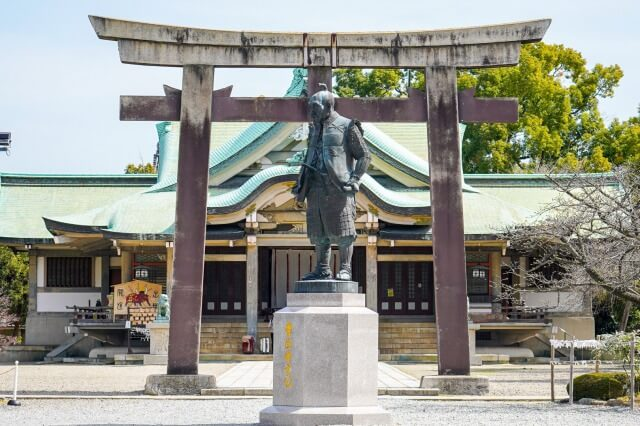 大阪城公園を英語で説明