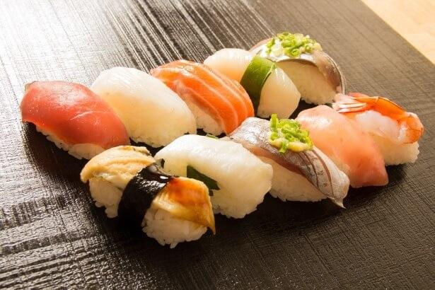 寿司を英語で説明