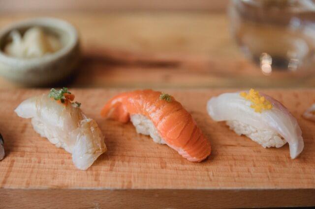 寿司の歴史を英語で説明