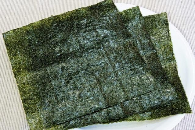 寿司の材料を英語で説明