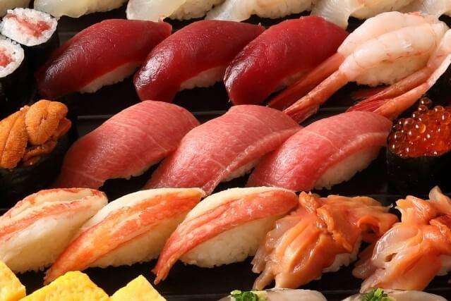 寿司ネタ英語一覧表